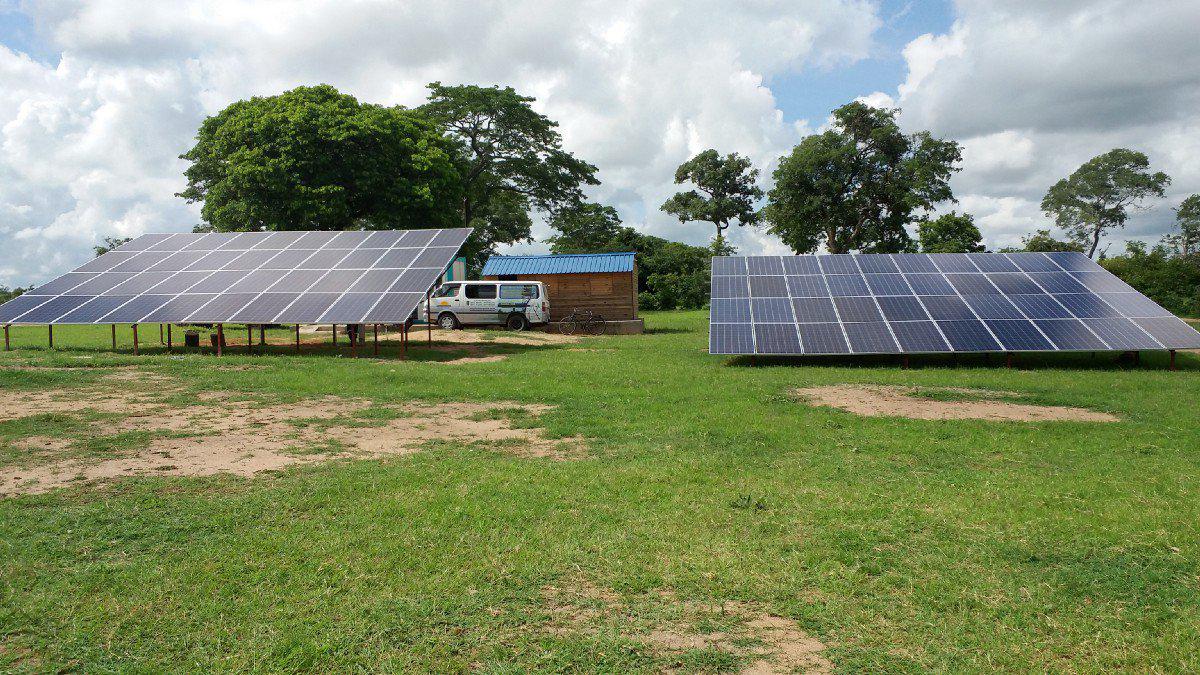 Muhanya Solar Mini-grid Zambia
